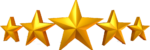 26-261352_5-gold-star-png-5-star